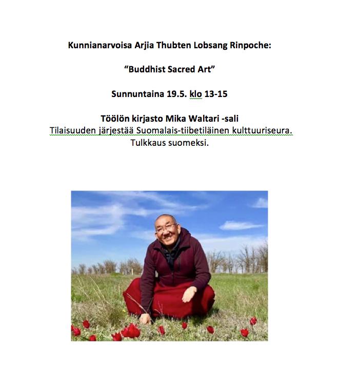 Suomalais-Tiibetiläinen Kulttuuriseura