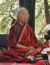 Chhimed Rigdzin Rinpoche