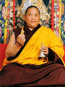 Pema Kalsang Rinpoche