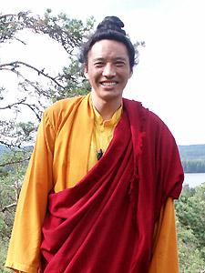 Samling Tsesang Rinpoche