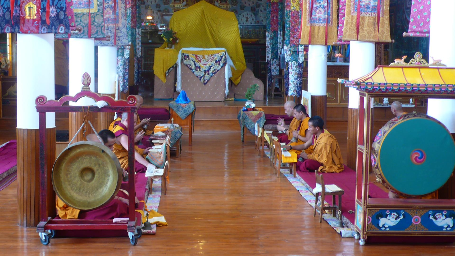 Luento 15.09.2019: Tiibetin buddhalaisuuden tulo Suomeen